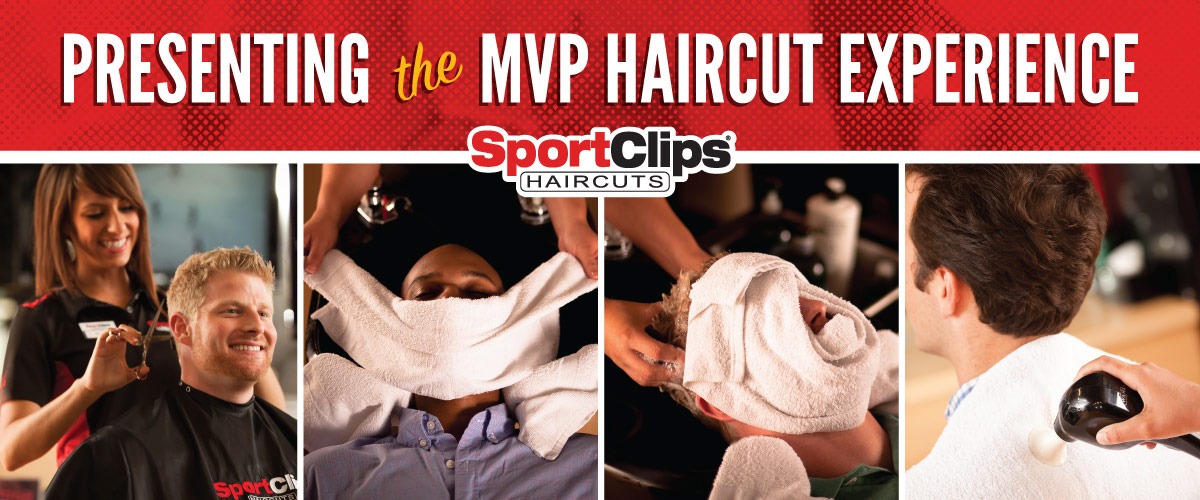 The Sport Clips Haircuts of Savage  MVP Haircut Experience
